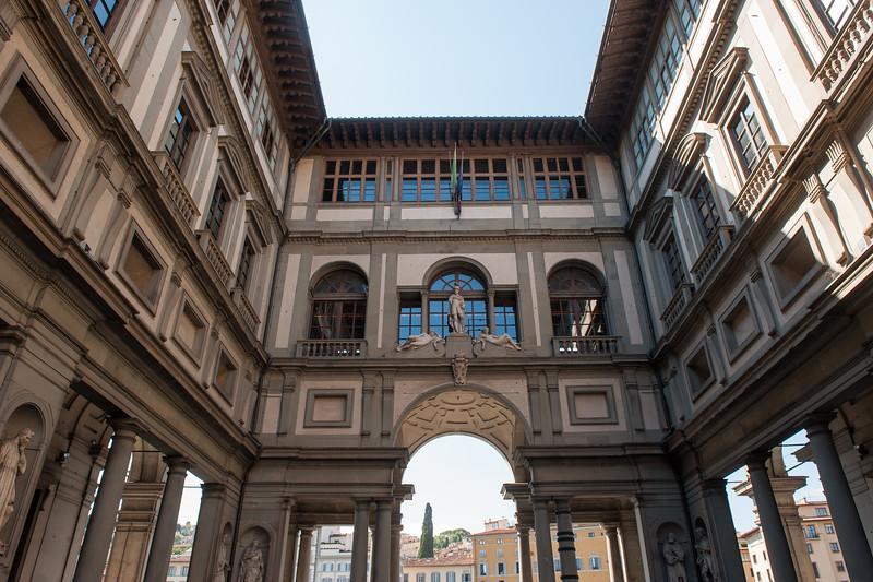 Galleria di Uffizi