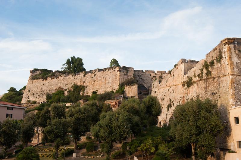 Forte del Falcone Elba, Italy