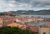Panorama view of Porto Nuovo Harbor, Portoferraio, Elba