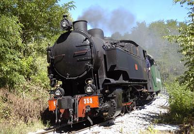 Calabrian steam, 2007