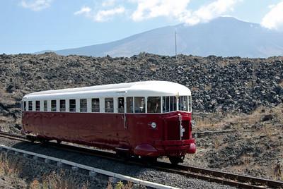 Etna Railway, 2007