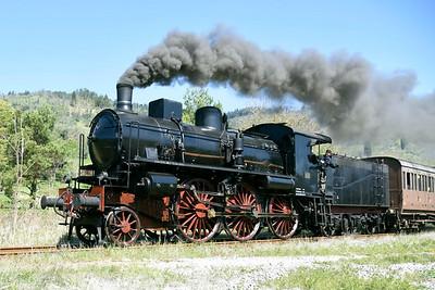 Rimini - Florence steam, 2015