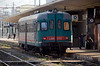 ALn 668.1712, Reggio di Calabria, 12 September 2007    This unit was built about 1972, and has only one door per side.