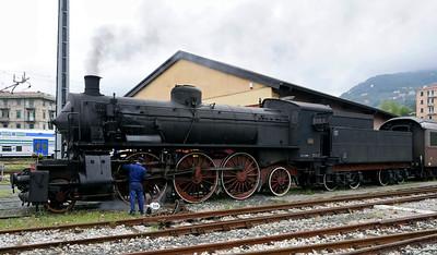 La Spezia railway museum, 2015