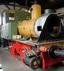 Krauss 6240, La Spezia railway museum, Sat 18 April 2015 1. Built in 1909 in Munich, latterly used in a sugar factory at Cesena, near Rimini.