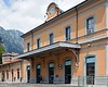 Lecco station, Wed 10 June 2015.