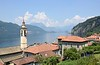 Looking north along Lake Como from Mandello del Lario, Thurs 11 June 2015 - 1154.