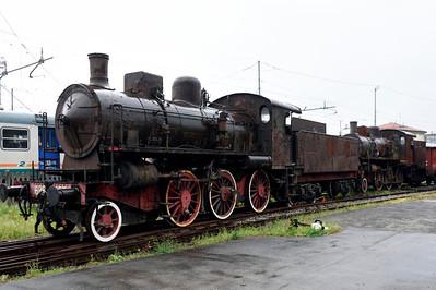 Pistoia traction depot, 2015