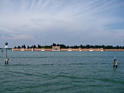 Venezia / San Michele. Die Friedhofsinsel