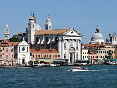 Venezia. Dorsoduro - Santa Maria Del Rosario.