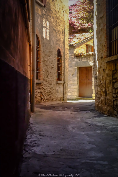 Streets of Lake Como