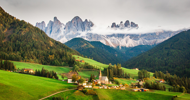 Postcard from Santa Maddalena