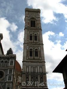 Campanile di Giotto at the Duomo