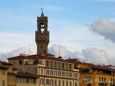 The tower of Palazzo Vecchio