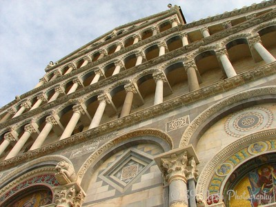 Construction of the Duomo began in 1064.