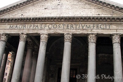 The Pantheon has been used as a Christian church since the 7th century.