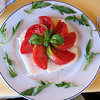 Insalada Caprese (what else when you go to Capri ???)