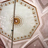 Villa Bonera - the ceiling of our room