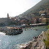 Nervi - a small fishing port
