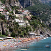 Positano - main beach