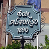 Don Alfonso - one of the most known restaurants in Italy (no didn't eat here...)