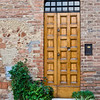 Narrow Door - San Gimignano, Italy