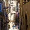 Narrow Street - Colle di Val d'Elsa, Italy