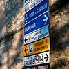 Outside the City Wall - Cortona, Italy