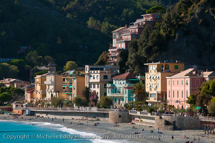 Day at the Beach - Monterosso al Mare, Italy (Cinque Terra)