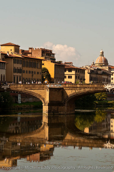 Arno River - Florence, Italy