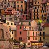 Dusk - Manarola, Italy (Cinque Terra)