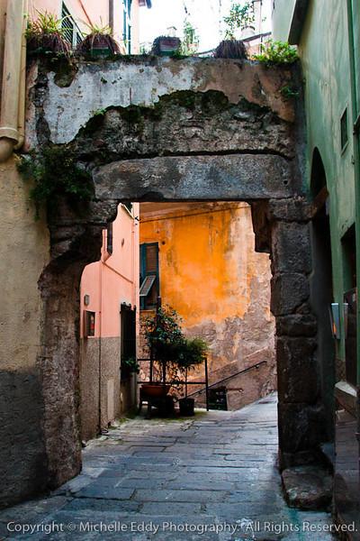 Arch - Riomaggiore, Italy (Cinque Terra)