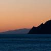 View of Mediterranean Coastline - Manarola, Italy (Cinque Terra)