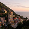 Dusk - Riomaggiore, Italy (Cinque Terra)