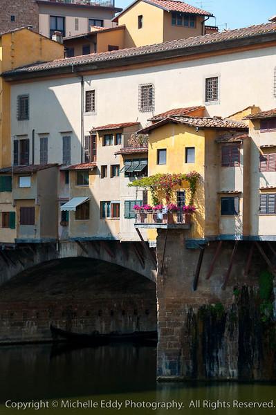 Ponte Vecchio - Florence, Italy