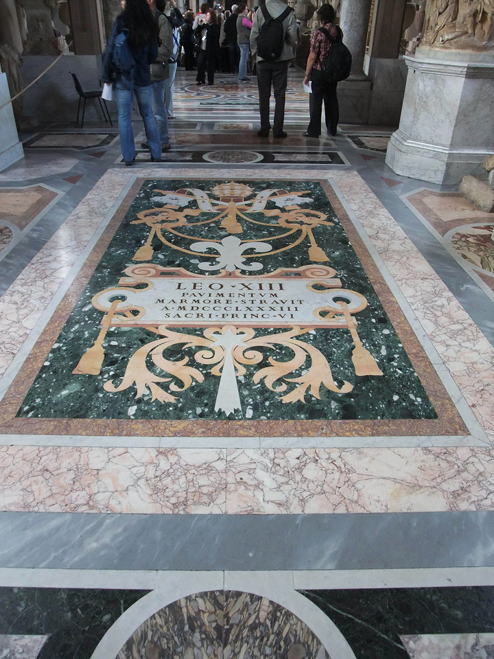 vatican floor1