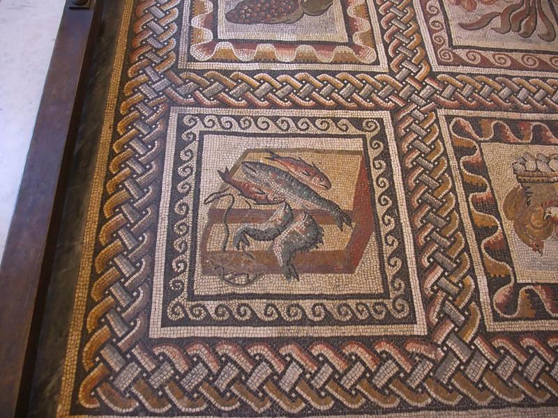Vatican mosaic1
