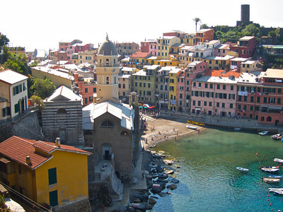 Vernazza, Santa Margherita d'Antiochia