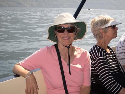 Ferry to Bellagio (with Mary Washington)