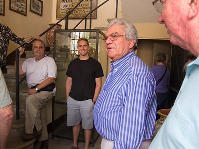 Owner of Grazia's with Mark & Josh Highman, Deruta