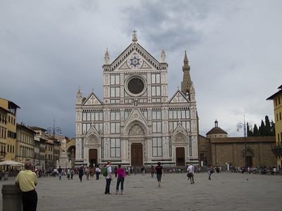 A Florence cathedral