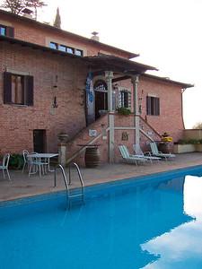 Montefalco, Villa Pambuffetti