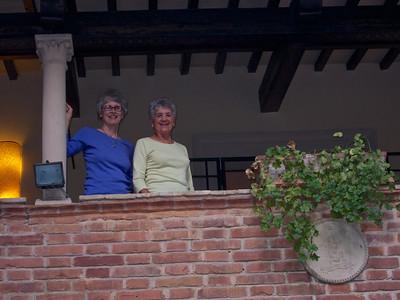 Montefalco, Villa Pambuffetti (with Deanna Griffin)