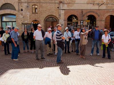 San Gimignano tour guide