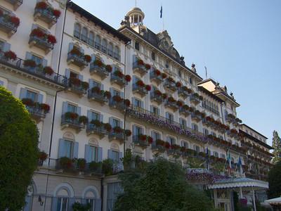 Stresa, Grand Hotel des Iles Borromees
