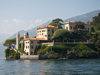 Lake Como tour, Villa Balbianello