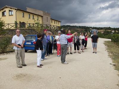 Tabarrini Winery, Near Montefalco