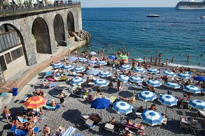Beach, Amalfi