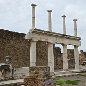 Architectural Detail, Pompeii