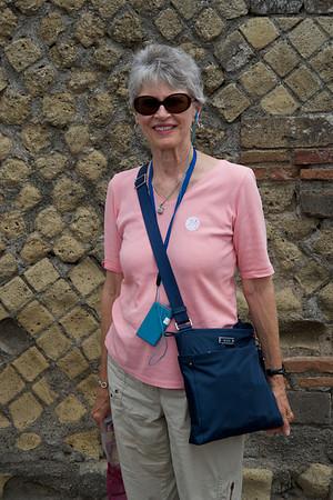 Kathie, Pompeii